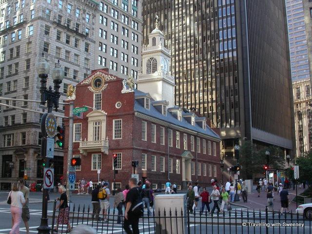 """Old State House in Boston, Massachusetts"""