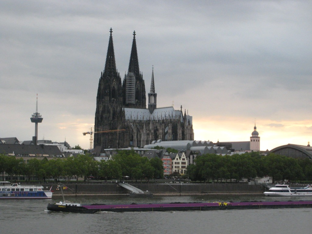 """Visiting Kolner Dom is one of the important things to do in Cologne, Germany"""