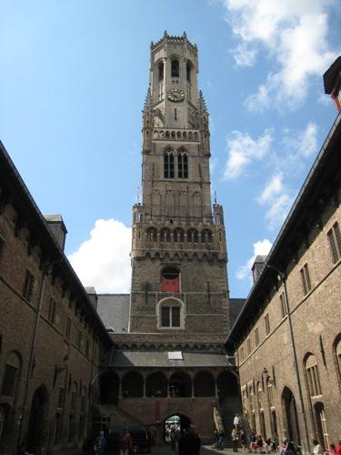 """""""Belfort Tower in Bruges"""""""
