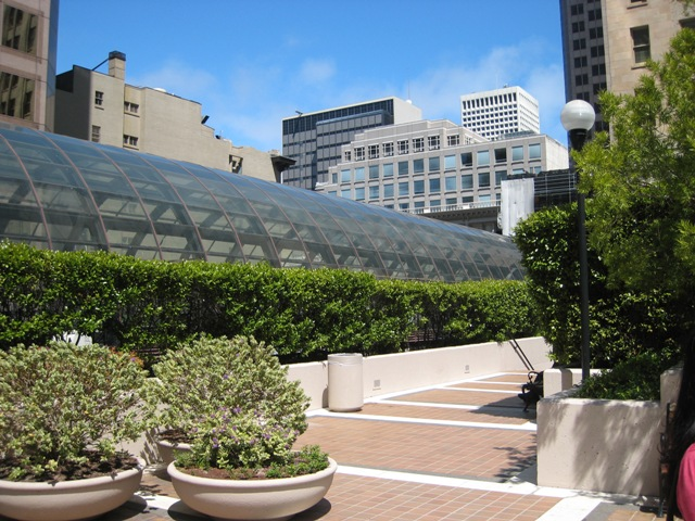 Architecture Privately Owned Public Open Spaces In San