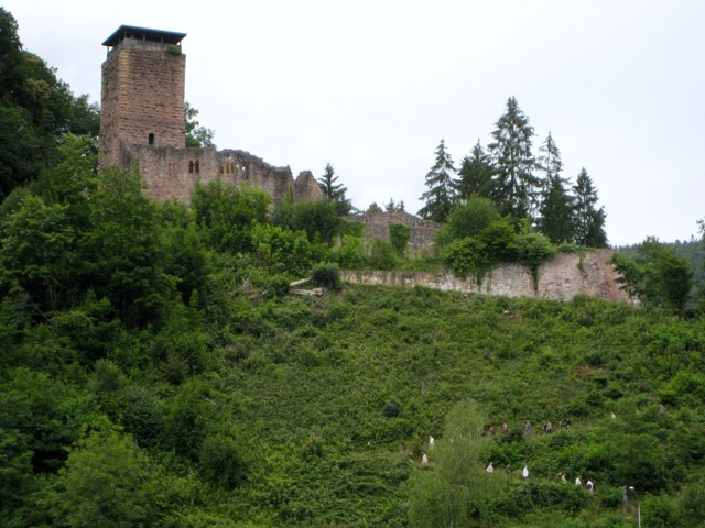 Hinterburg Castle