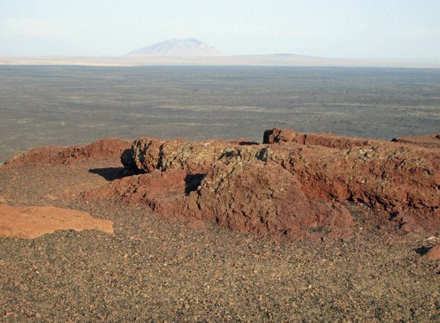 """Craters of the Moon National Monument in Idaho"""