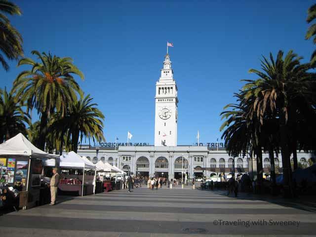 San Fran Ferry Building Restaurants