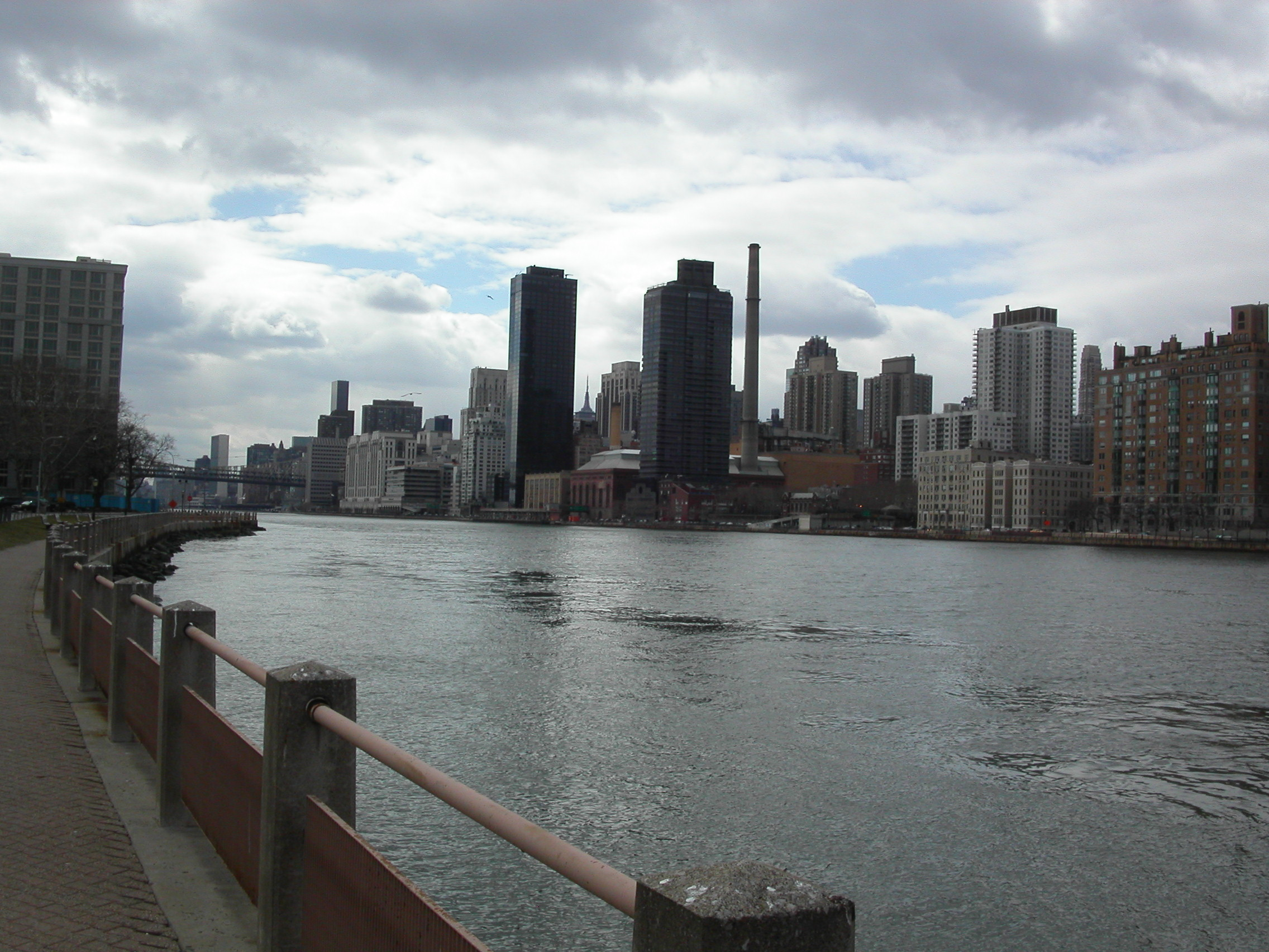Roosevelt Island: Just Take The Elevator on the Queensboro ...   Roosevelt Island