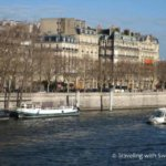 Sleeping on the Seine