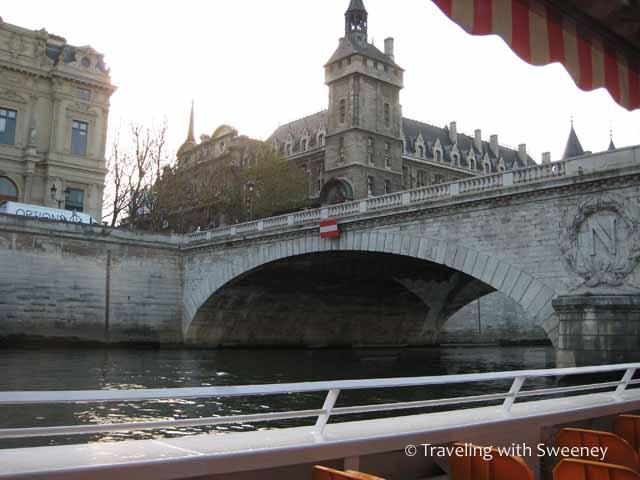 Pont au Change and Conciergerie, Paris, France