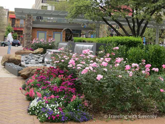 Lauren's Garden at Market Square Park