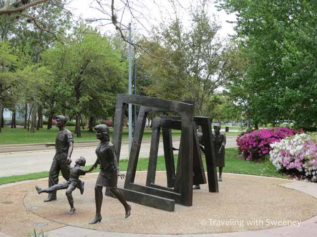 Cancer Survivors Plaza