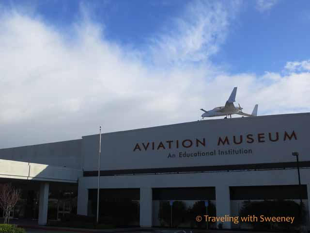 Hiller Aviation Museum in San Carlos, California -- things to do south of San Francisco