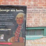 An Afternoon with George in Old Town Alexandria