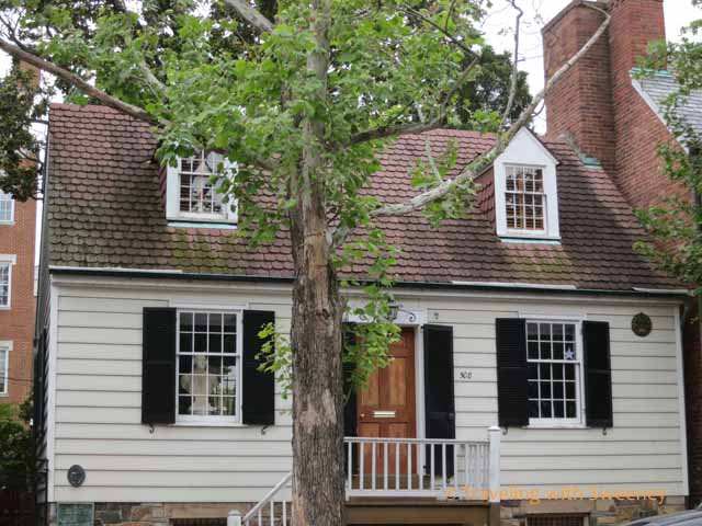 George Washington's Alexandria Town House
