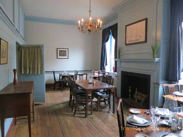Gadsby's Tavern - George Washington's Last Public Meal