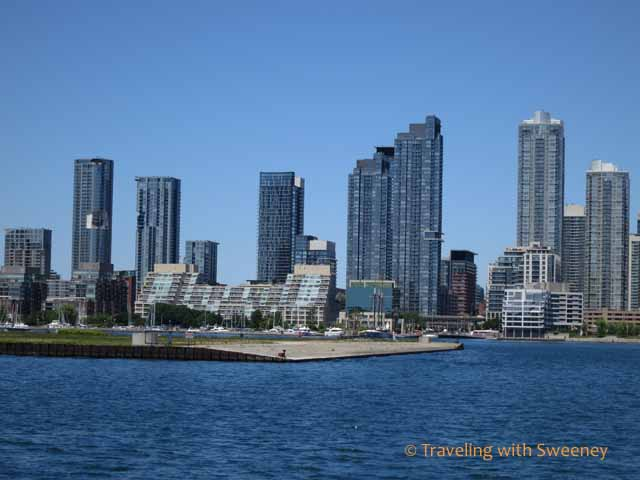 Condominium Developments on Toronto Waterfront