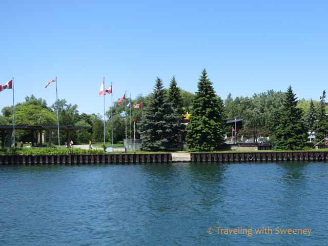 Hanlan's Point Ferry Dock