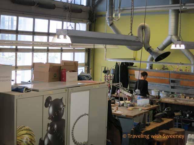 Craft Studios at Harbourfront Centre