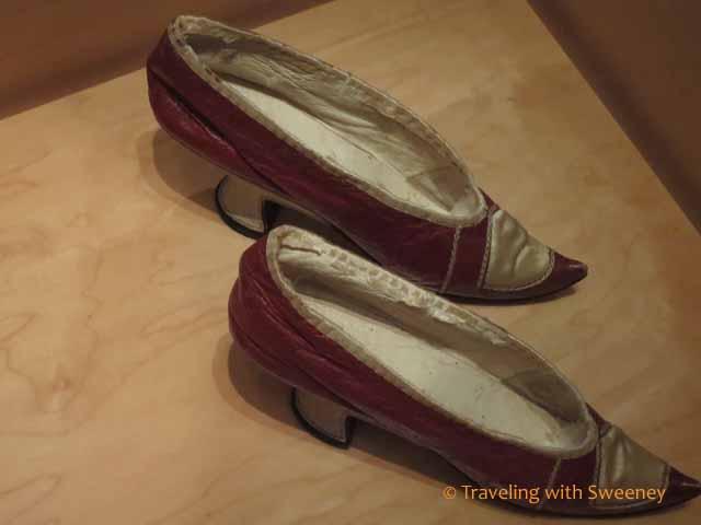 Baroque and Rococo Shoe