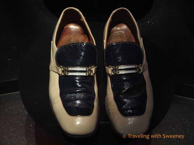 Elvis Presley's Shoes
