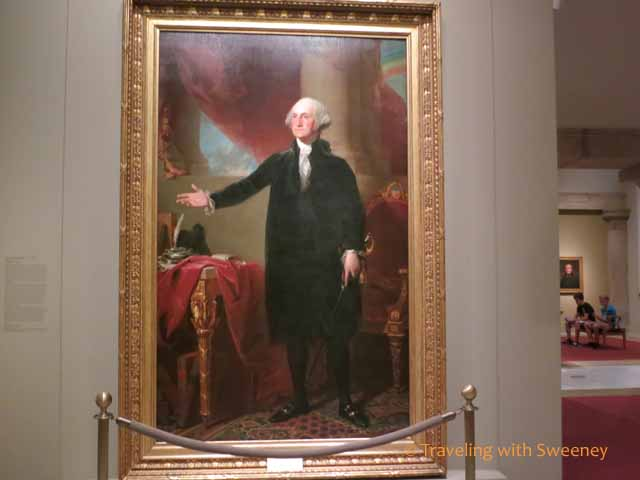 Landsdowne Portrait of George Washington