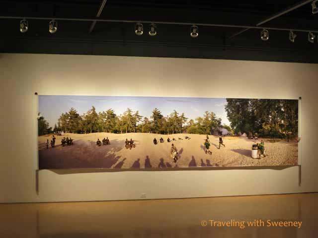 Mark Kasumovic's The Battle of Wasaga Beach