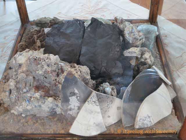 Debris from Peshtigo Fire