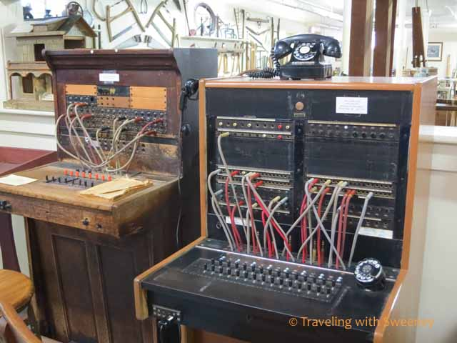 Antique Telephone Switchboards