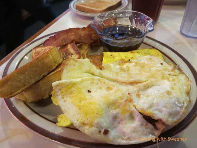 Breakfast at Ma Fischer's