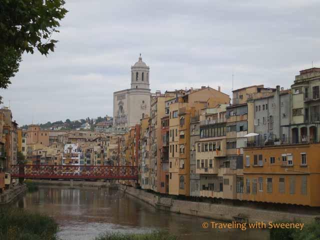 Rio Onyar, Girona
