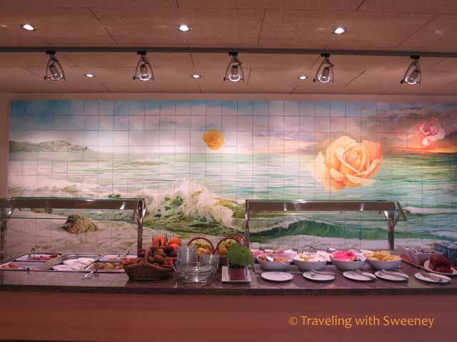 Breakfast Buffet at Hotel Terraza