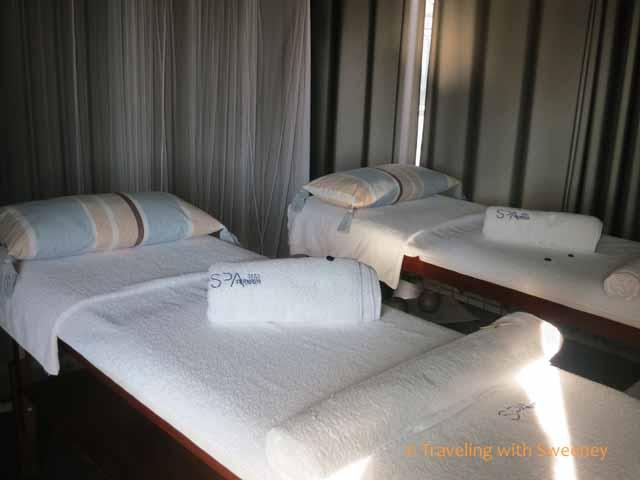 Spa at Hotel Terraza