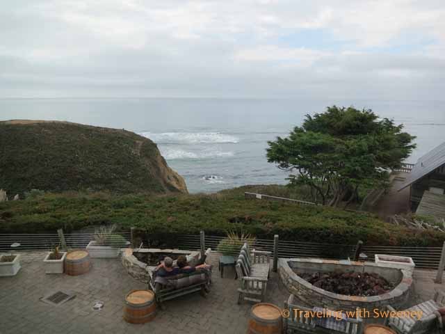 Seal Cove Patio