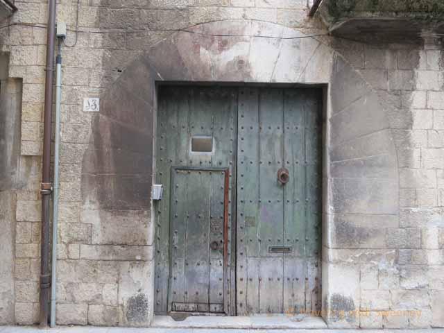 Door in Girona