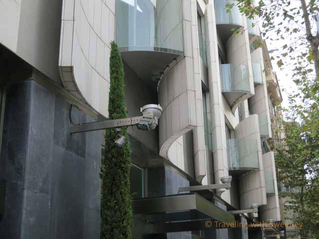 Hotel Omm, Barcelona