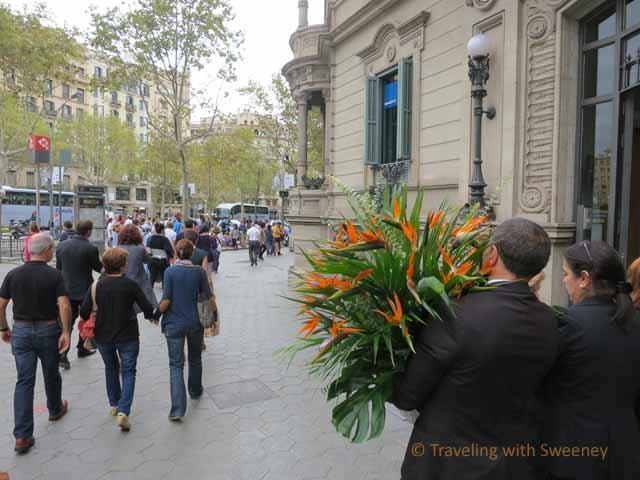 """Passeig de Gracia"""