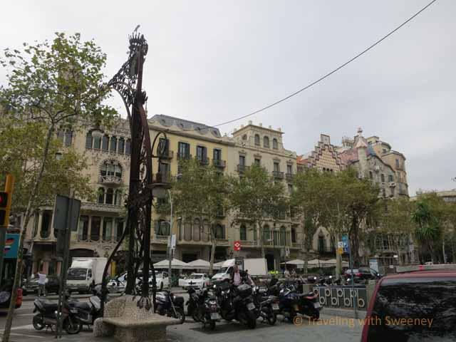 """Block of Discord, Barcelona"""