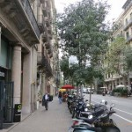 Barcelona: Scenes from Eixample