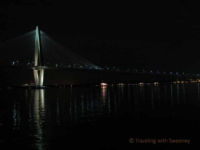 """Arthur Ravenel Jr. Bridge, Charleston"""