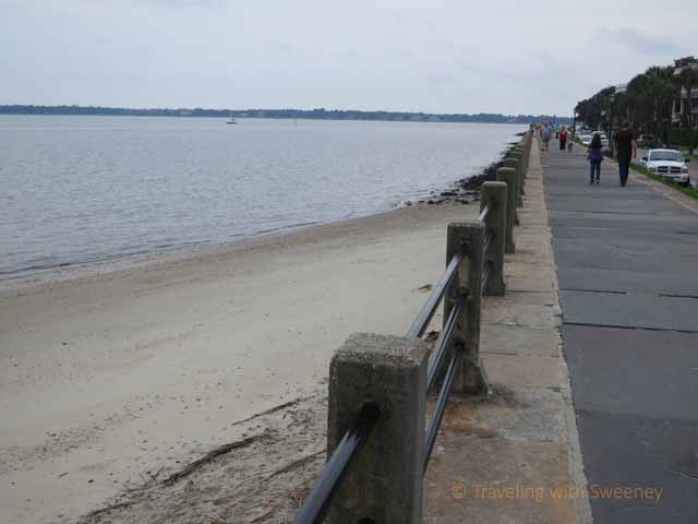 """Charleston Harbor Walk"""
