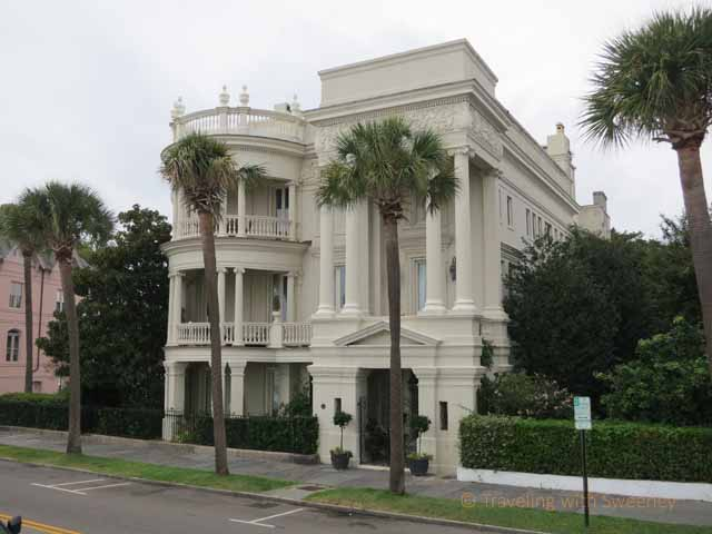 """Charleston, South Carolina Mansion"""