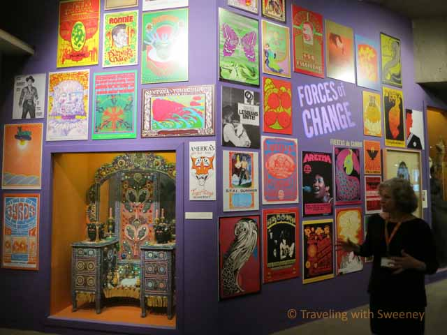 """""""Diana Nugent at Forces of Change Exhibit"""""""