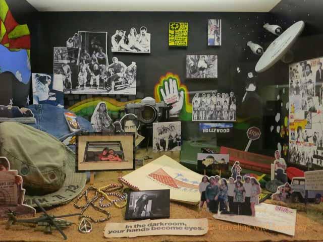 """Display in the 1960's Exhibit"""