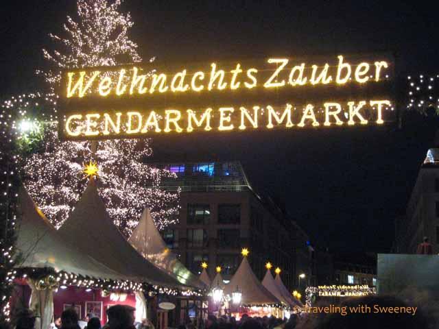"""""""Gendarmenmarkt WeihnachtsZauber in Berlin"""""""