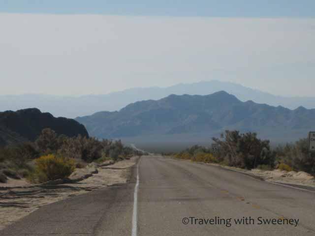 """""""Kelbaker Road, Mojave Desert"""""""