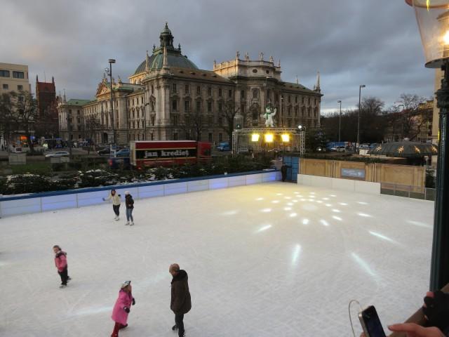"""""""Ice Rink Munich"""""""