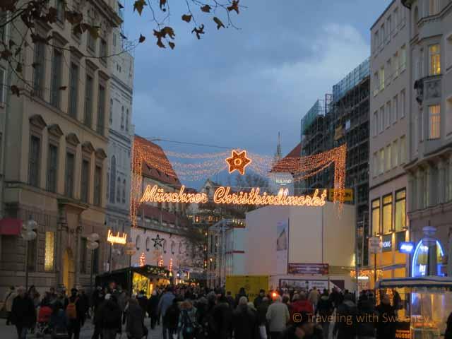 Munich Weihnachtsmarkt