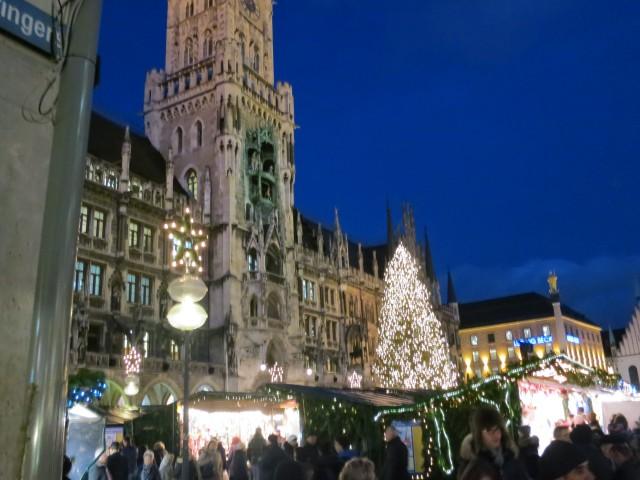 """""""Neues Rathaus in Munich"""""""