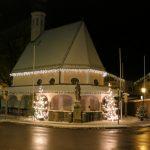 Christmas in Bavaria: Scenes of Prien