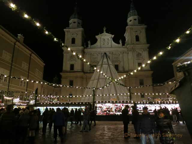 """Salzburg Christmas Market"""