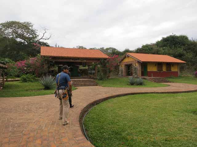 """Huana Coa Canopy Park near Mazatlan"""