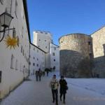 Hohensalzburg Fortress: High above Salzburg