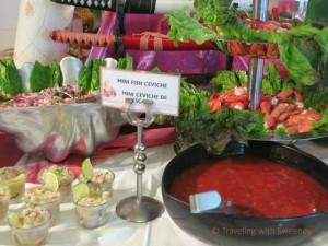 """""""Seafood Table at Pueblo Bonito Sunday Brunch"""""""